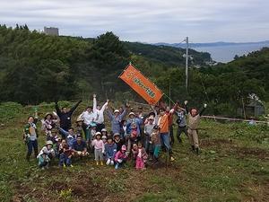 「開墾圃場の草取り&バーベキュー!!」 - パルシステム神奈川産地つうしん