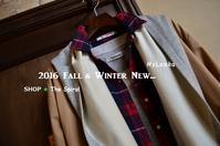 """New Arrival!!・・・2016 Fall & Winter...10/21fri"" - SHOP ◆ The Spiralという館~カフェとインポート雑貨のある次世代型セレクトショップ~"