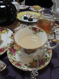 好みによって違うロイヤルミルクティー - BEETON's Teapotのお茶会