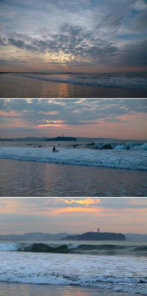 2016/10/21(FRI) 今朝は波あります。 - SURF RESEARCH