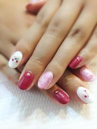 ピンクネイル - 神戸 三宮 ネイルサロン i's  (アイズ) ブログ