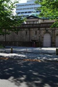 東京日本橋の日本銀行本店(建築家・関根要太郎関与作品研究) - 関根要太郎研究室@はこだて