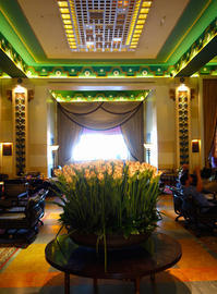エジプト旅行記 2016年 イスラエル エルサレム 「 King David Hotel 」  施設 - 食べて、寝るだけ