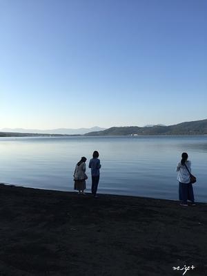 山中湖と忍野八海と吉田うどん。友達と濃密4人旅♪ - neige+ 手作りのある暮らし