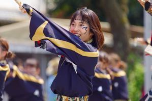 2016高知よさこい本番1日目その15(踊り侍) - ヒロパンの天空ウォーカー