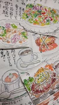 鳥取大地震 - きゅうママの絵手紙の小部屋
