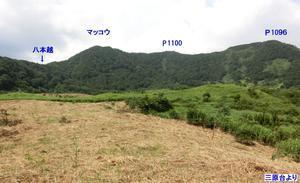 No450鳥取佐治町マッコウ、雨にて三原台で撤退 - みちくさおじさん山を歩く