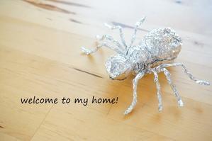 HALLOWEEN 簡単マステアート&アルミホイルアート - welcome to my home!