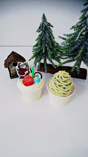 子供会様用クリスマスケーキ - coquelicot-CAKE-blog