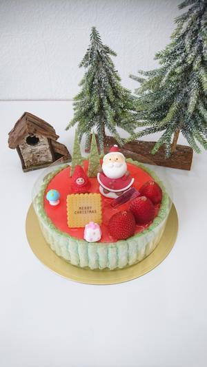 コクリコクリスマスケーキ7種類 - coquelicot-CAKE-blog