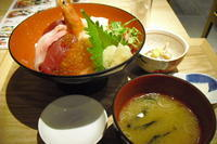 魚河岸千両 紀尾井町 『海鮮丼』 - My favorite things