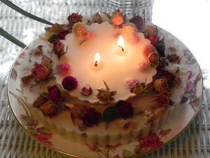 愛され感たっぷりの誕生日 - アロマ&ハーブ・ガーデンの自宅ショップ&教室~chant rose~