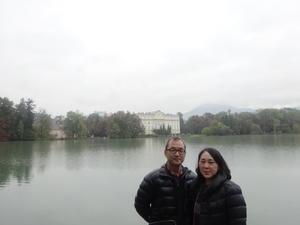 夫婦でオーストリアの旅・・サウンドオブミュージックの舞台を訪ねて - はっぴ~アロマ&わんライフ