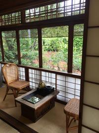 夏の旅行〜京都へ - 心の記憶