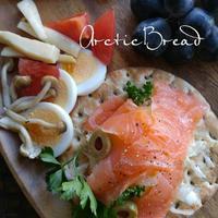 アークティックブレッドで朝ごぱん - 料理研究家ブログ行長万里  日本全国 美味しい話