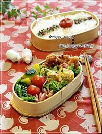 からあげ弁当と常備菜作り♪ - ☆Happy time☆