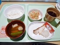 入院6日目 Oishii - Diary ~外反母趾DLMO手術の経過・猫のこと・犬のこと~