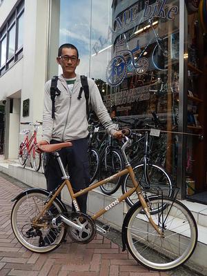 10月23日渋谷原宿の自転車屋FLAME bike前です - かずりんブログ