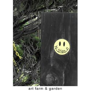 二人で海へ出よう/art farm & garden - アート農場と庭