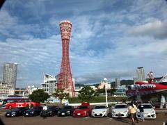 10月23日(日)、今日も暖かい神戸の朝です - フォトカフェ情報