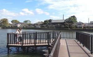 東金・八鶴湖畔の「八鶴亭」国登録有形文化財 - テニスのおじさま日記