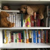 本棚の整理 色を味方に - ふつうに素敵な暮らしづくり