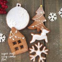 フレッシュクリスマスリース&アイシングクッキーレッスン - *kiko's  diary* 京都でプリザやリースなどの花雑貨とお庭のお店[Breath Garden]をしています!