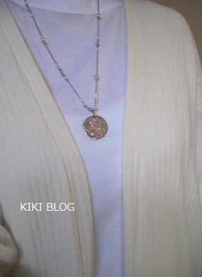 ロングカーディガン着回し - KIKIブログ
