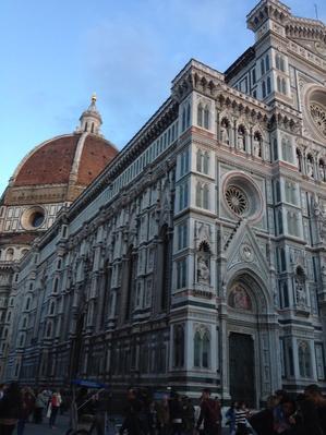 インフェルノを見てフィレンツェに行こう! - フィレンツェのガイドなぎさの便り