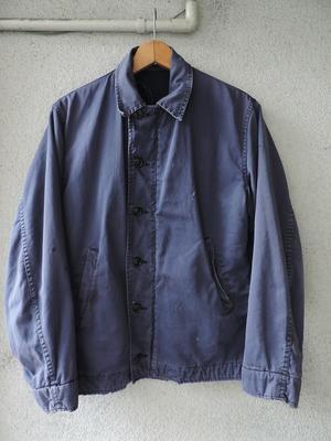 USN UTILITY JACKET - TideMark(タイドマーク)Vintage&ImportClothing