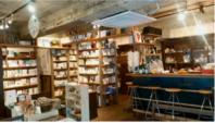 橙書店開店 - 海の古書店