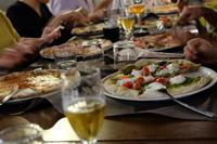 ヴェネツィアでピザ会@Vecio Canton - ヴェネツィア ときどき イタリア・2