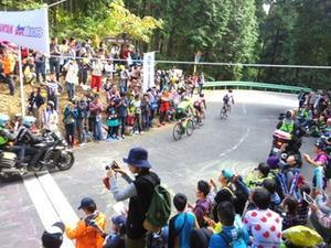 ジャパンカップ・サイクルロードレースを観戦 - こもれび