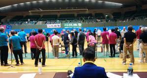 H28.10.24(月)第28回都民スポレクふれあい大会 - スポーツ吹矢稲城ART35支部応援ブログ
