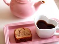 小豆と栗のパウンドケーキ - 優しい気持ちをキッチンに・・・