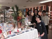 【有田400周年祭@伊勢丹新宿】開店前の準備 - フランス菓子教室 Paysage Calme