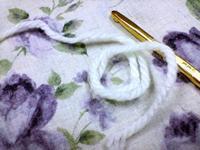 ☆輪の作り目・かぎ針編みの基礎☆ - ガジャのねーさんの  空をみあげて☆ Hazle cucu ☆