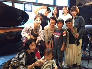 アフタヌーン・ライブ@楽屋 - Singer 那王美(NAOMI)の夢日記