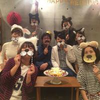 Mちゃん&Dちゃんの結婚パーティ - Lammin ateria