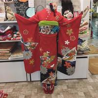 真赤な振袖☆ - Tokyo135° sannomiya