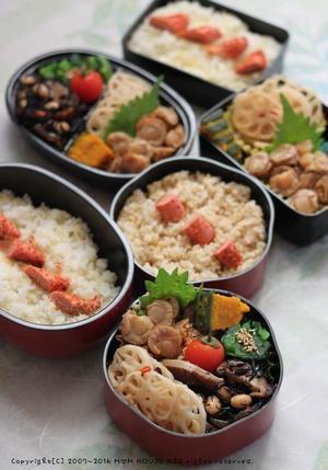 常備菜つめつめ弁当 ? 肉より高い野菜(●Ω●;)♪ - **  mana's Kitchen **