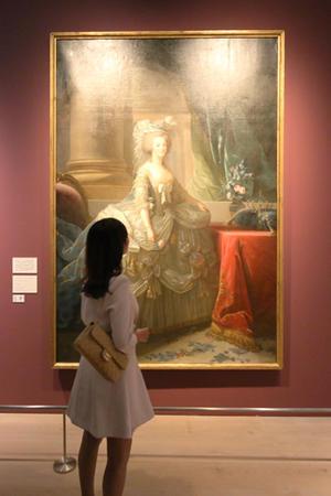ヴェルサイユ宮殿《監修》『マリーアントワネット展・美術品が語るフランス王妃の真実』 - 樋口智恵子公式ブログ『ヒグチ風味、チエコ味。』