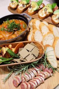 冬に超オススメなキッチングッズと、パーティー料理色々 - WITH LATTICE
