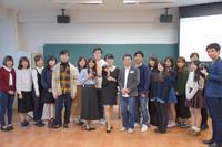1LIVING PHOTO PORTRAIT★法政大学 キャリア体験学習 - LIVING PHOTO