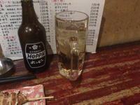 子安で立ち飲みに終始 - 実録!夜の放し飼い (横浜酒処系)