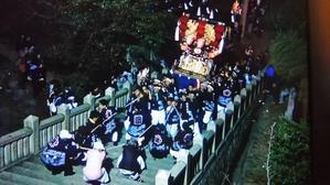戸島神社(乙島)の秋祭り - 風景グルメ情報の写真