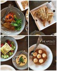 """モダンギリシャ料理 """"THE APOLLO"""" - フランス菓子教室 Paysage Calme"""