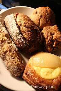 ハード系が美味しくて仕方なカッタネー。 - パンある日記(仮)@この世にパンがある限り。