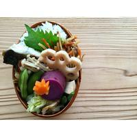 サバ塩焼きBENTO - Feeling Cuisine.com