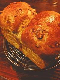 胡桃食パン/セロリのかき揚げ - Lammin ateria